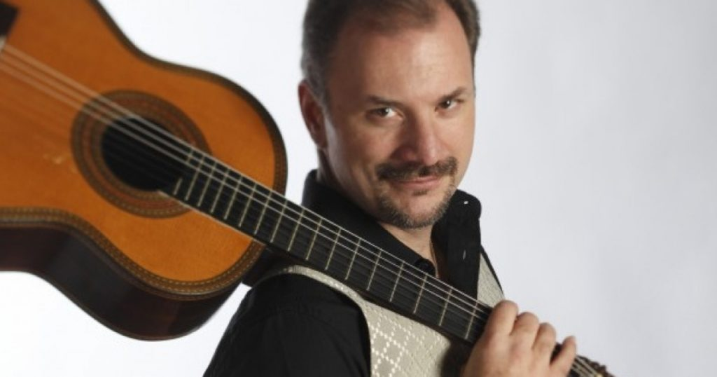 Edoardo Catemario, concertista