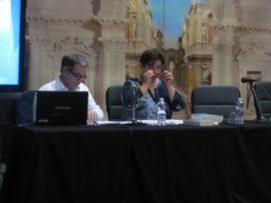 I Musicologi Anna Trombetta e Luca Bianchini a Cremona Musica 2018