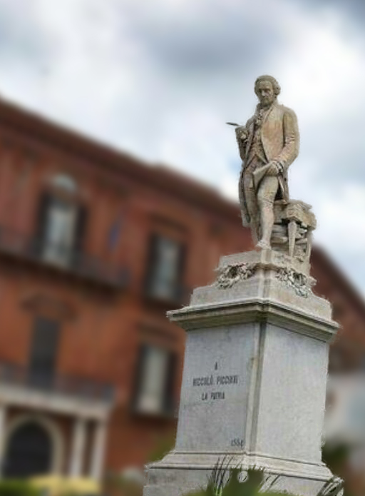 Statua di Niccolò Piccinni
